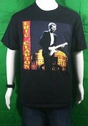 #Chicago IL Merchandise / VTG #EricClapton 1994 North American #TourShirt Sz L - Geebo