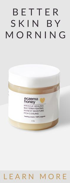 Want to live your life without the daily struggles of eczema? Made with pure honey and grated beeswax, Eczema Honey is safe, non-toxic and super effective at controlling the itch. Try our 100% all natural organic honey healing cream today!