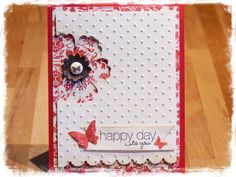 Happy Occasion Blossom Card