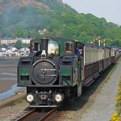 Heritage Railway, Abandoned Train, Steam Engine, Steam Locomotive, Travel Style, Around The Worlds, North Wales, Welsh, Tractors