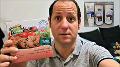 Vegan nákup #3 | Vegan haul #3 | Zdraví s chutí | Vegabund Vegan Food, Vegan Recipes, Steak, Goodies, Mint, Free, Sweet Like Candy, Veggie Food, Gummi Candy
