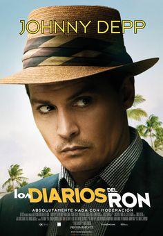 """The Rum Diaries (Los Diarios del Ron), """"new"""" Johnny Deep movie"""