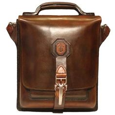 #shouldercase #satchel #horsehide #handmade #leather