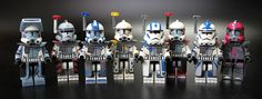 Lots of arc troopers!!