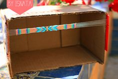 DIY | Do it yourself | By Isnata: DIY : loom beading