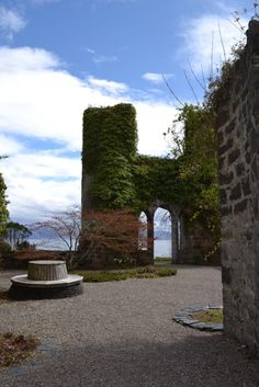 Ruins of Armadale Castle, Clan of the McDonalds, Isle of Skye
