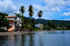 Portsmouth in Dominica, named one of Lonely Planet's Best in Travel countries for 2017