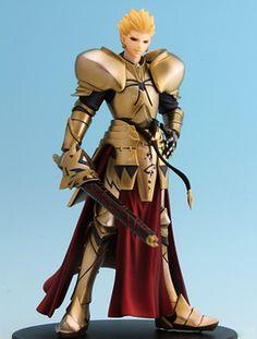Fate/Zero - Gilgamesh - DXF Figure - Fate/ZERO DXF Figure (Banpresto)