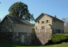 Visit Parker Mill during Michigan's Log Cabin Day!