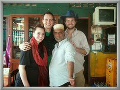 WEBNODE :: Jamil Zahid Restaurant Vientiane