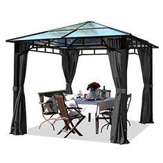 le jardin et le camping pavillon 3x3m Coleman Event Shelter M armature en acier solide pavillon de jardin contre le pluie protection solaire chapiteaux pour les festivals grand chapiteau
