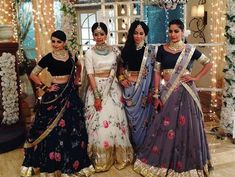 Meanwhile, the show recently completed 500 episodes. The latest pictures of Surbi Chandna, Shrenu Parikh and Mansi Shrivastava from an ongoing wedding sequence of Rudra aka Leenesh Mattoo and Bhavya aka Mansi are breathtakingly beautiful.