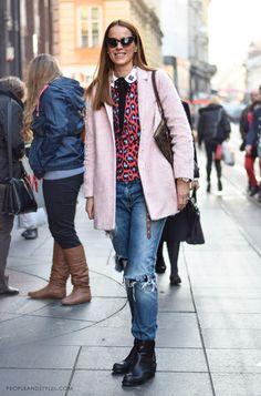 Kad se zagrbačka ulična moda okiti splitskim i zadarskim šarmom, Ivana Zec, photo by PEOPLEANDSTYLES.COM