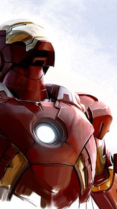 ironman iPhone Background Wallpapers