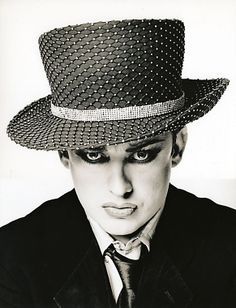 Boy George by Paul Rider