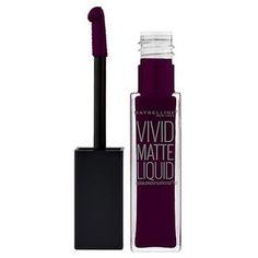 Maybelline Color Sensational Vivid Matte Liquid Lip Color