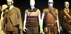 costume design, snowpiercer - Google Search