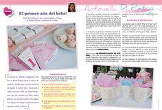 Columna sobre Festejos en la revista Nacer y Crecer Marzo 2013. http://antonelladipietro.com.ar/blog/2013/04/fiesta-primer-cumple/
