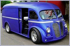 1951 International Delivery Van