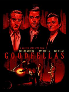 Goodfellas - It's gonna be a good summer. Best Movie Posters, Classic Movie Posters, Cinema Posters, Movie Poster Art, Classic Films, Cinema Movies, Film Movie, Movie Theater, Mafia