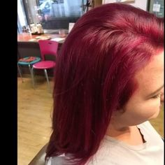 Top 100 brazilian blowout photos Beautiful violet red on an amazing lady! #buffethehairslayer #patsyspinupsbeautyparlour #tragicempire #hairstyles #haircolor #redviolethair #schwarzkopf #btcpics #fallcolors #wintercolor #albanyny #upstateny #theegg #theplaza #timesunioncenter #stateworkers #brazilianblowout #b3brazilianbondbuilder #hairlife #takingappointments See more http://wumann.com/top-100-brazilian-blowout-photos/