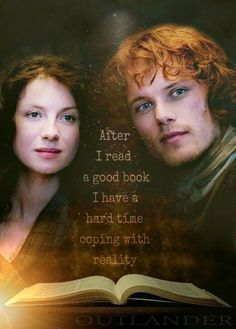 I STILL havna recovered from Outlander ;P