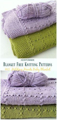 Easy Blanket Free Knitting Patterns To Level Up Your Knitting Skills:Baby Blanke. Easy Blanket Free Knitting Patterns To Level Up Your Knitting Skills:Baby Blanket; Free Baby Blanket Patterns, Easy Knitting Patterns, Free Knitting, Knitting Projects, Crochet Patterns, Knitting Machine, Knitting Stitches, Knitting Needles, Shawl Patterns