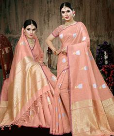 Chanderi Silk Chanderi Silk Saree, Silk Sarees, Bride, Blouse, Dresses, Vestidos, Wedding Bride, The Bride, Blouses