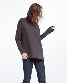OVERSIZE T-SHIRT from Zara $22.90