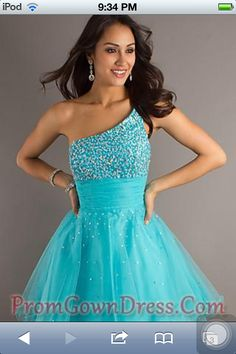My sweet 16 dress