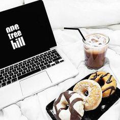 Idée de petit-déjeuner au lit : Donuts