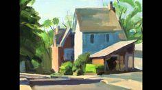 Taryn Day, Awake and Painting - YouTube