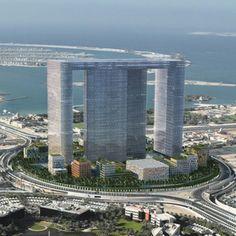 MODERN BUILDING DESIGN IN DUBAI
