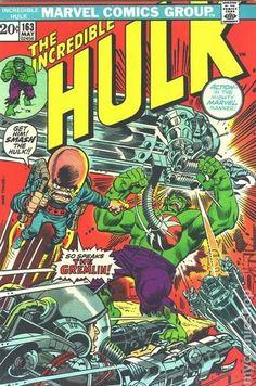 Incredible Hulk (1962-1999 1st Series) 163