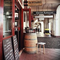 "Instagrammer rachiperera is a fan of Da Rosario in the Canberra city. ""This little hole-in-the-wall in civic has the most delicious Italian food. The orecchiette with suckling lamb is all kinds of delicious!"""