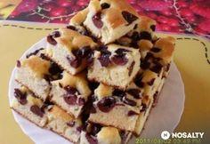 Meggyes pite 2. | NOSALTY Waffles, Pancakes, Favorite Recipes, Baking, Breakfast, Food, Cooking, Morning Coffee, Bakken