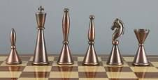 Solid chess sets.  www.chessbaron.ca