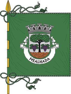 Bandeira do Concelho de Mealhada