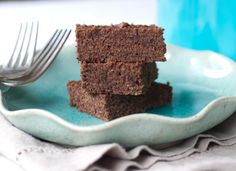 Brownies using coconut flour