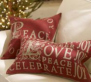 PB pillow ideas