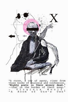 Graphic Artist Alec Goss