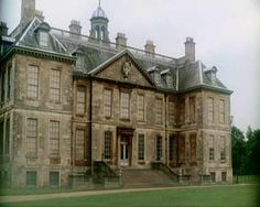 Belton Park in Lincolnshire, UK, was chosen as Rosings Park for the 1995 BBC version of Pride and Prejudice.