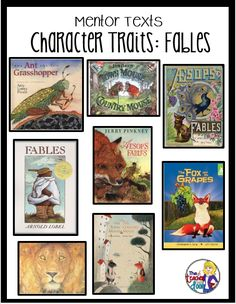 Read about using fables and lots of other tips to help you teach character traits in reading.