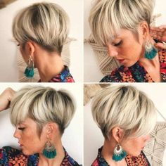 2018 Short Hairstyles - 21