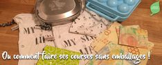 Mes kits zéro déchet pour les courses et le quotidien ! Slow, Kit, Courses, Minimalist, How To Make, Minimalism
