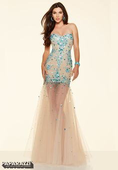 Prom Dresses by Paparazzi Prom - Dress Style 98087