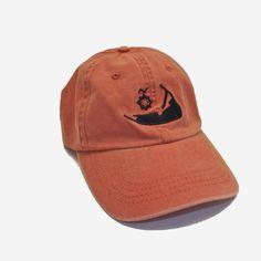 Nantucket Red Collection Baseball Hat - Island Logo