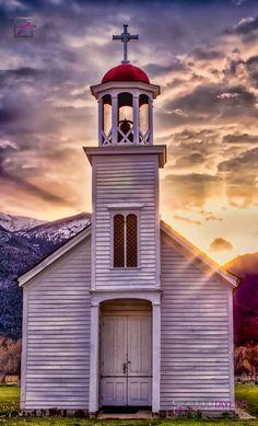 St. Mary's Mission                                     Stevensville Montana