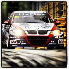 Macau 2012 WTCC Roal Motorsport BMW