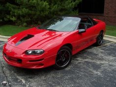 98 Camaro z28... if only I could afford the insurance ;)